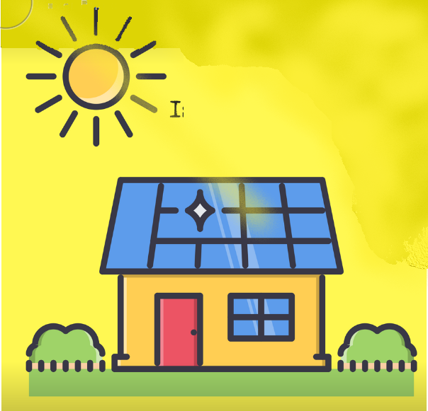 All Electric Solar Home